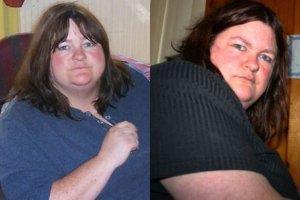 Ważyła prawie 160 kg. Przeszła na dietę z II wojny światowej i w ciągu roku schudła aż...