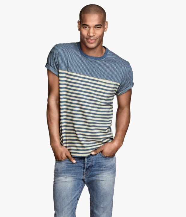 Koszulka z kolekcji H&M. Cena: 59,90 zł