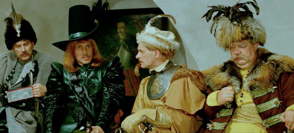 kadr z filmu 'Pan Wołodyjowski', reż. Jerzy Hoffman, 1969