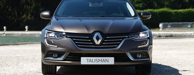 Renault Talisman   Prezentacja modelu