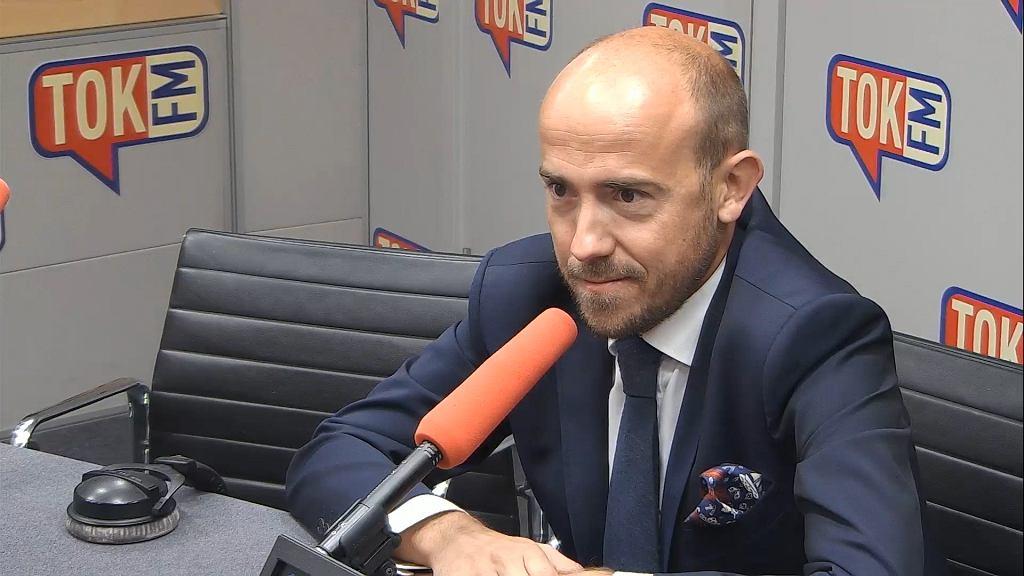 Borys Budka w TOK FM