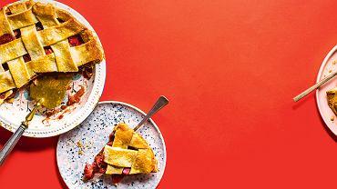 Kruche ciasto truskawkowe