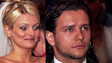 Radosław Majdan i Małgorzata Rozenek w tę sobotę wzięli ślub w Konstancinie w ekskluzywnej restauracji Park Cafe. W tym samym miejscu, w rozstawionym namiocie, odbyło się też ich wesele. Jednak był to już trzeci ślub zarówno dla panny, jak i pana młodego. Radosław Majdan 20 czerwca 1998 roku wziął swój pierwszy ślub z Sylwią Koperkiewicz (dziś Majdan).   Przypominamy Wam te archiwalne zdjęcia.