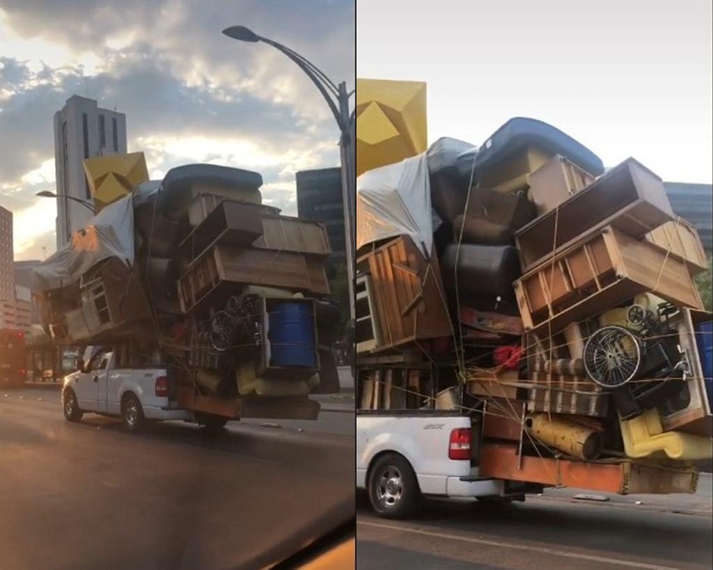 Pick-up Forda to transportowy mistrz? I to jeszcze jak!