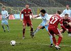 Piłkarze Miedzi Legnica zremisowali na zakończenie rundy jesiennej