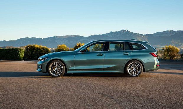 Nowe BMW serii 3 Touring G21 - ceny w Polsce. Wyjściowo 171 200 zł, ale wciąż czekamy na bazowe wersje