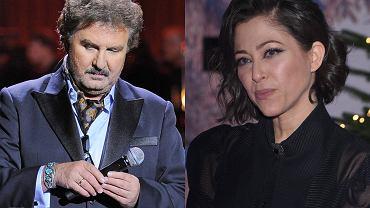 Krzysztof Krawczyk i Natalia Kukulska