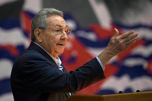 Raul Castro ustąpił z funkcji lidera Komunistycznej Partii Kuby