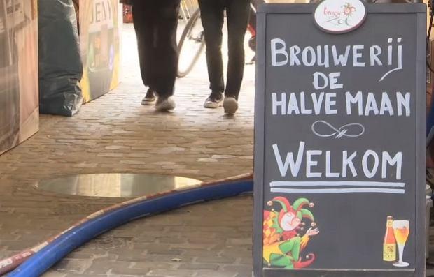 Zdjęcie numer 5 w galerii - Piwo płynie ulicami Belgii. Otworzono pierwszy na świecie alkoholowy rurociąg