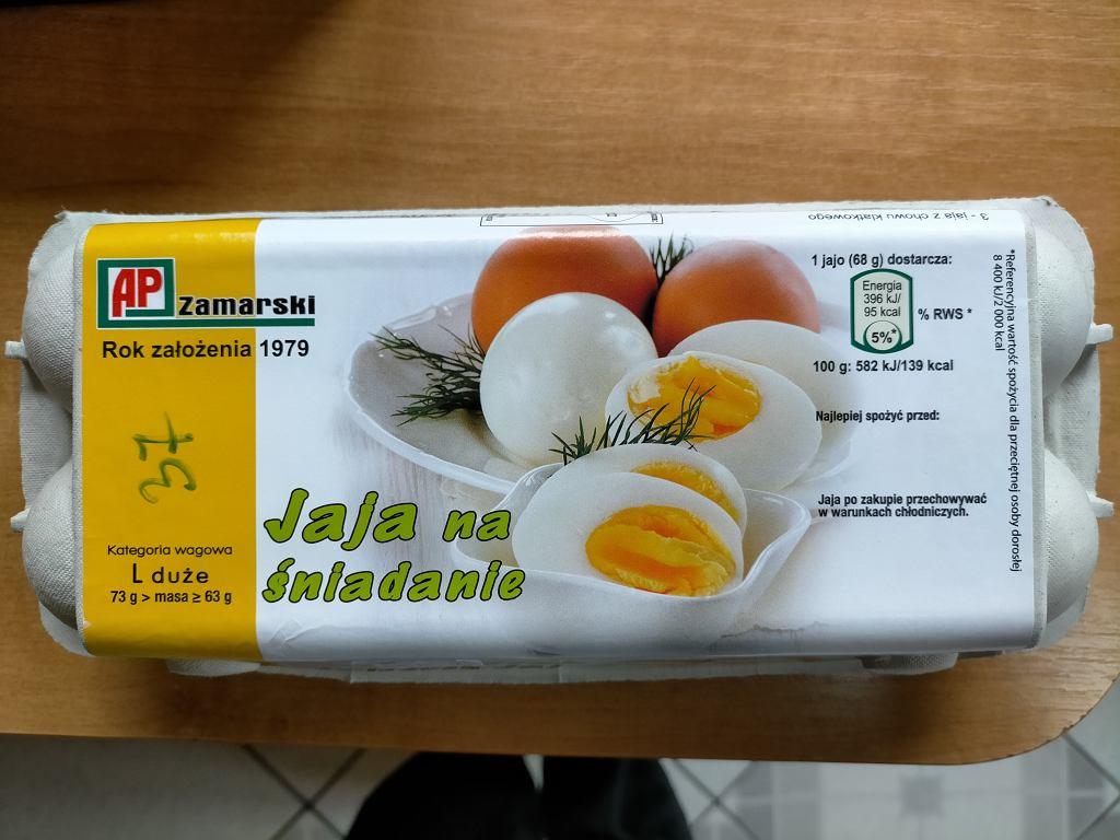 Na jajkach wykryto Salmonellę. Sanepid wycofuje produkt ze sprzedaży