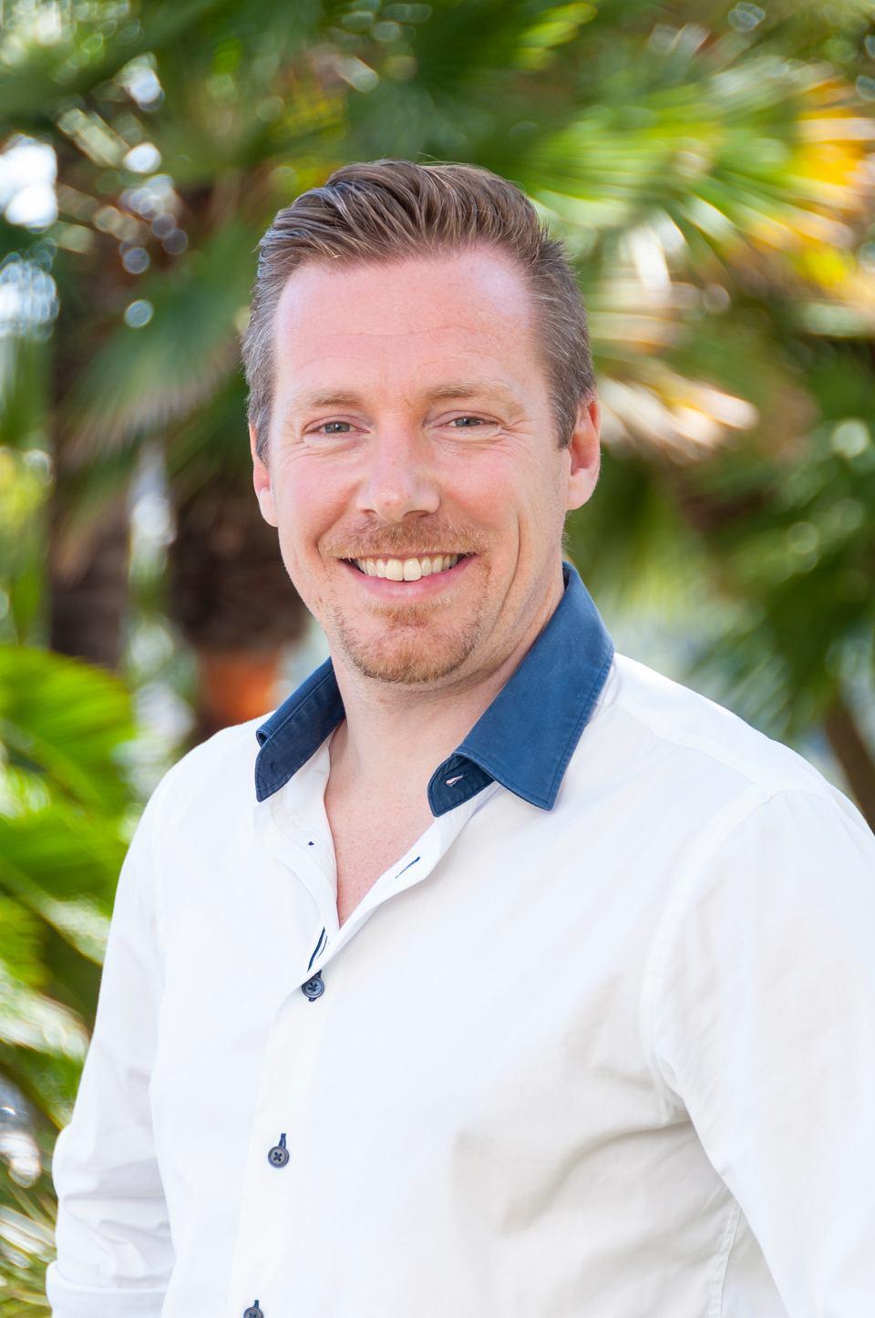 André Schwämmlein, współtwórca platformy Flixbus