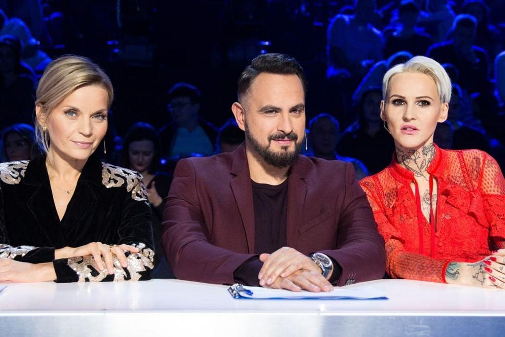 Agnieszka Chylińska, Małgorzata Foremniak, Agustin Egurrola 'Mam Talent!'