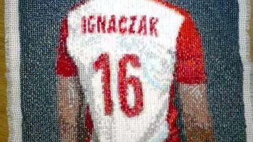 Prezent dla Krzysztofa Ignaczaka