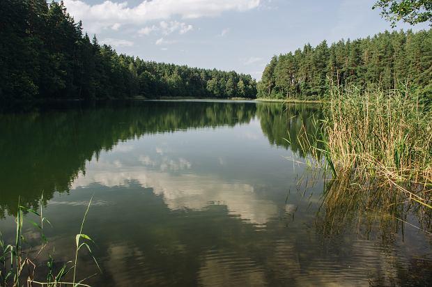 Jezioro  Aszaryń