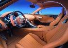 Bugatti też chce mieć SUV-a. W dodatku hybrydowego