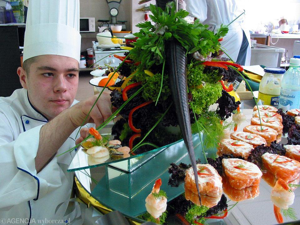 Młodzi kucharze nie powinni mieć kłopotów z zatrudnieniem