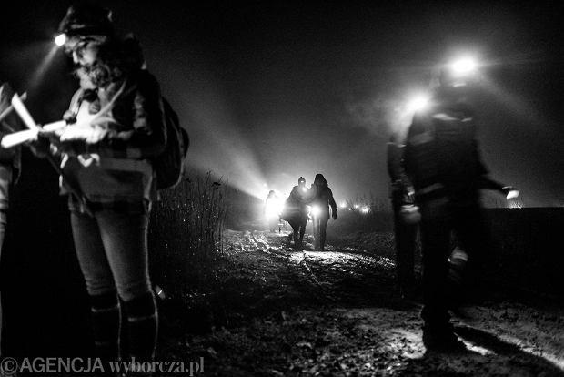 Zdjęcie numer 0 w galerii - W ciemności, w milczeniu. Ekstremalna droga krzyżowa [FOTOREPORTAŻ]