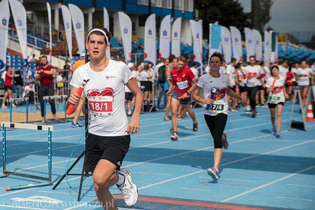 Zdjęcie numer 57 w galerii - PKO Bieg Charytatywny. Na Zawiszy pomagali biegając [ZDJĘCIA]