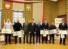 550 tys. zł dla 75 najlepszych sportowców miasta [ZDJĘCIA]