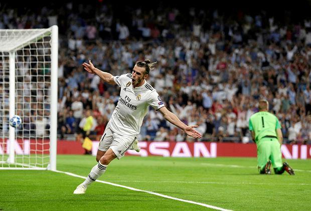 Real Madryt - Roma. Gareth Bale ma zastąpić Cristiano Ronaldo. W meczu z Romą strzelił gola w jego stylu