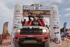 Rajd Africa Eco Race. Triumf polskiej załogi w klasie T2