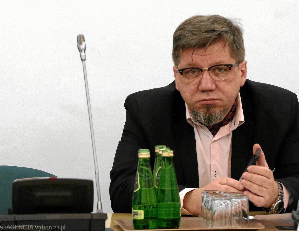 Przewodniczący KRRiT Witold Kołodziejski