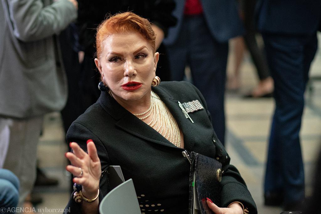 Ambasador USA w Polsce Georgette Mosbacher