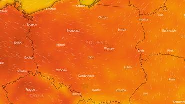 Po gwałtownych burzach obserwujemy poprawę pogody. Do Polski wrócą upały