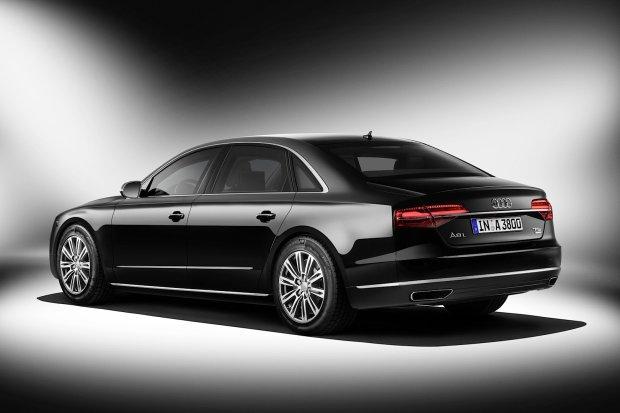 Audi A8 Security L