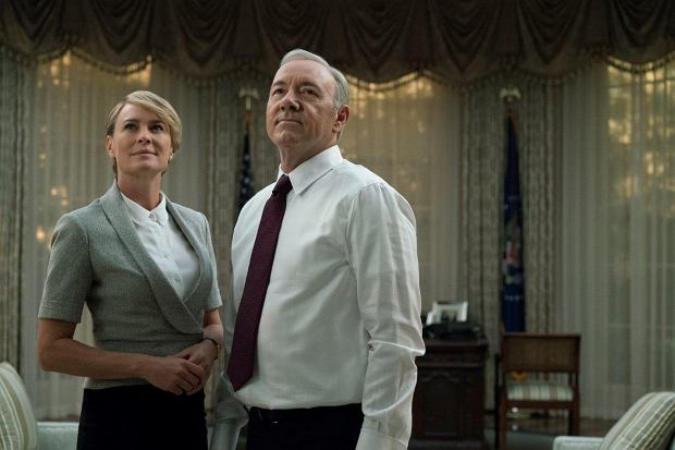 'House of Cards' sezon 5.