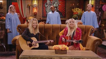 (Lady Gaga w serialu Friends: The Reunion