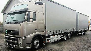 Volvo FH 440 XL E5 zestaw Tandem