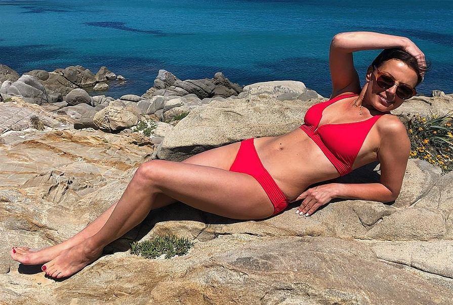Katarzyna Glinka ma boskie ciało. Już teraz wiemy, jak wyglądają jej treningi