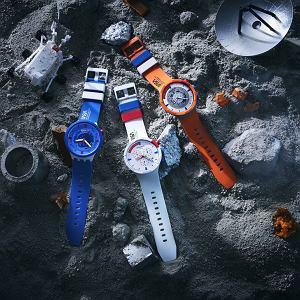 Swatch - zegarek inspirowany skafandrem NASA