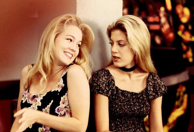 DBEVERLY HILLS, 90210, 1990-2000, Jennie Garth, Toring Spelling, 1993