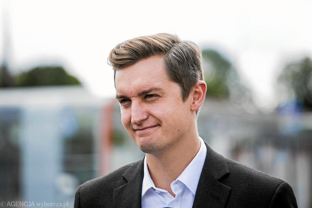 Wybory parlamentarne 2019. Sebastian Kaleta
