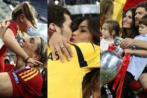 Fernando Torres, Iker Casillas.