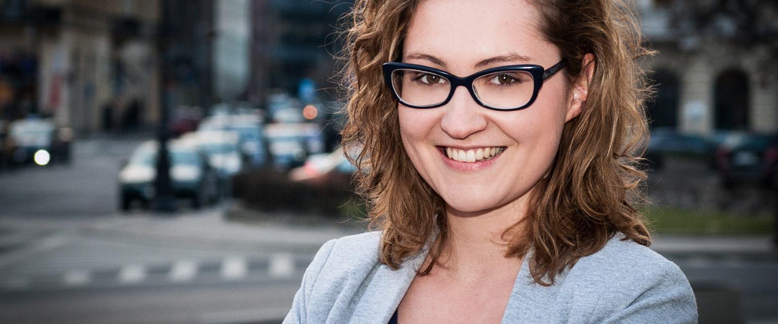 Karolina Przewrocka-Aderet (fot. Marianna Sowińska)