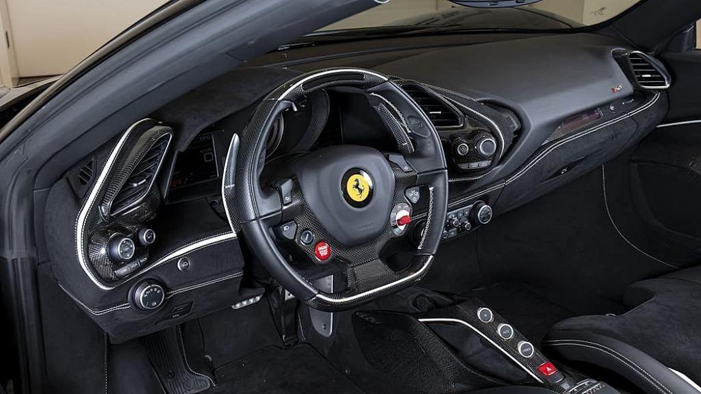 Ferrari J50 w Tokio