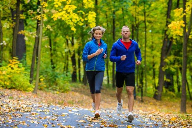 bieganie, zdrowie