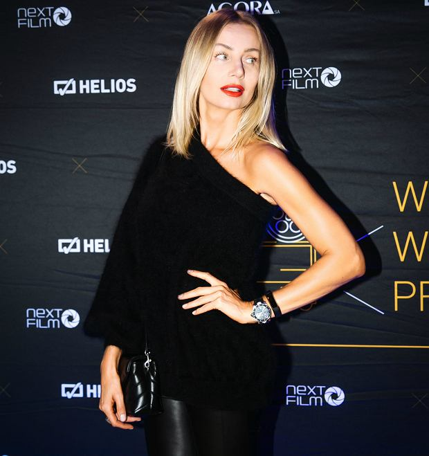 Agnieszka Woźniak-Starak (fot: Renata Dąbrowska/ Agencja Gazeta)