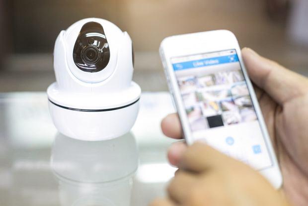 Kamera do domowego monitoringu