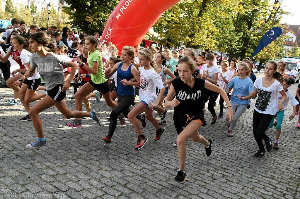 23. edycja Run4Fun Biegu Tumskiego w Płocku