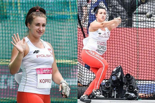 Malwina Kopron należy do polskiej elity w rzucie młotem. Sportsmenka ma za sobą niemałą metamorfozę, która może przyczynić się do wyników osiąganych przez lekkoatletkę.