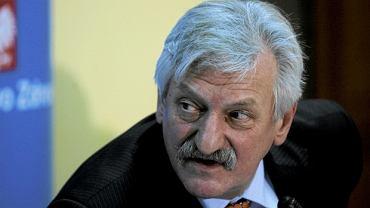 Krajowy konsultant ds. chorób zakaźnych prof. Andrzej Horban