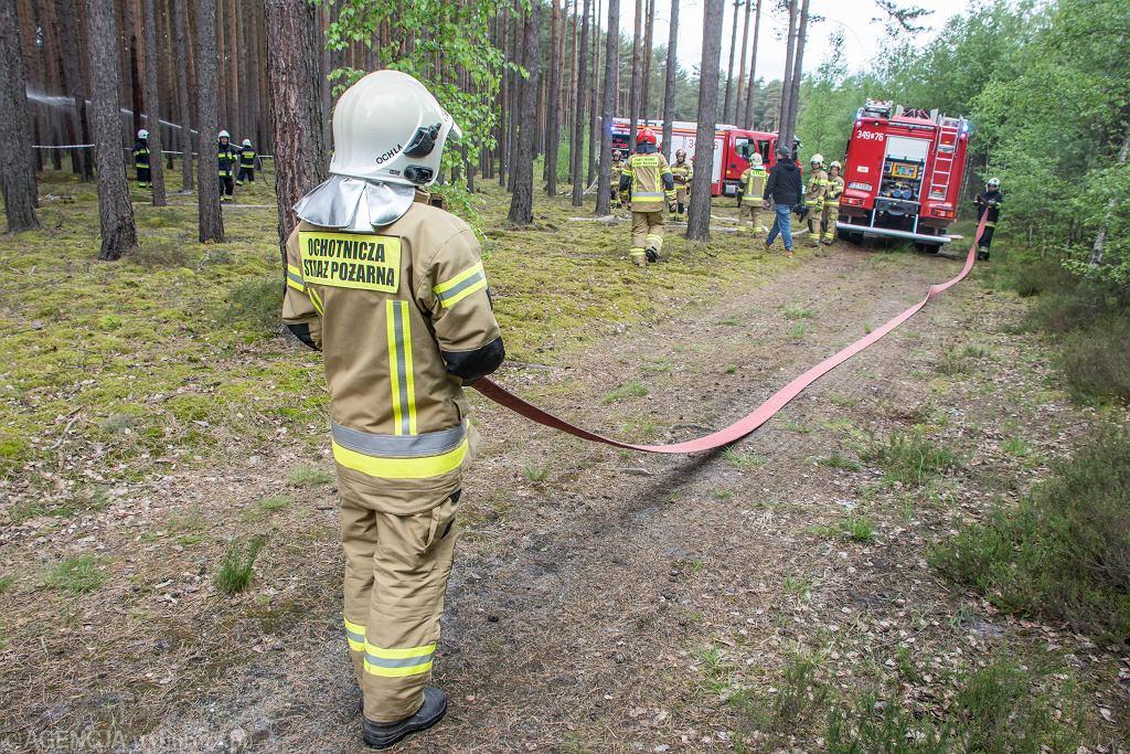 Ochotnicza Straż Pożarna, zdjęcie ilustracyjne