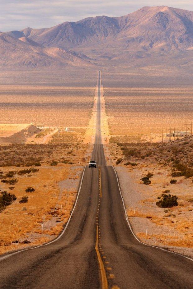 Dolina Śmierci, USA / fot. Shutterstock