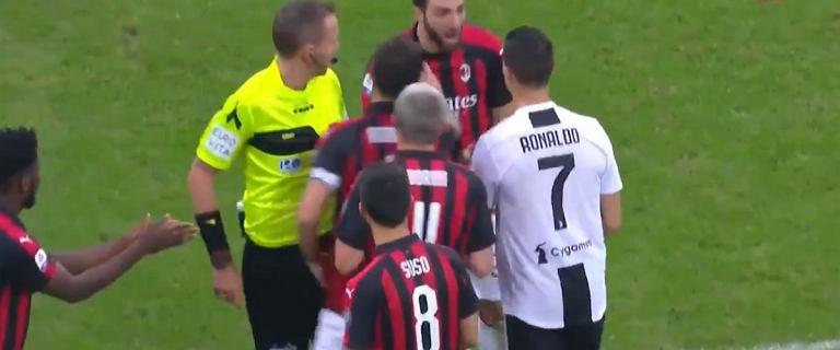 Serie A. Milan - Juventus. Cristiano Ronaldo zdradził, co powiedział Gonzalo Higuainowi