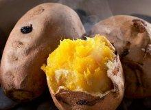 Ziemniaki z żaru z farszem lub bez - ugotuj