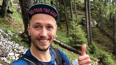 Michał Kozek 7 lipca zaginął podczas wakacji na Maderze